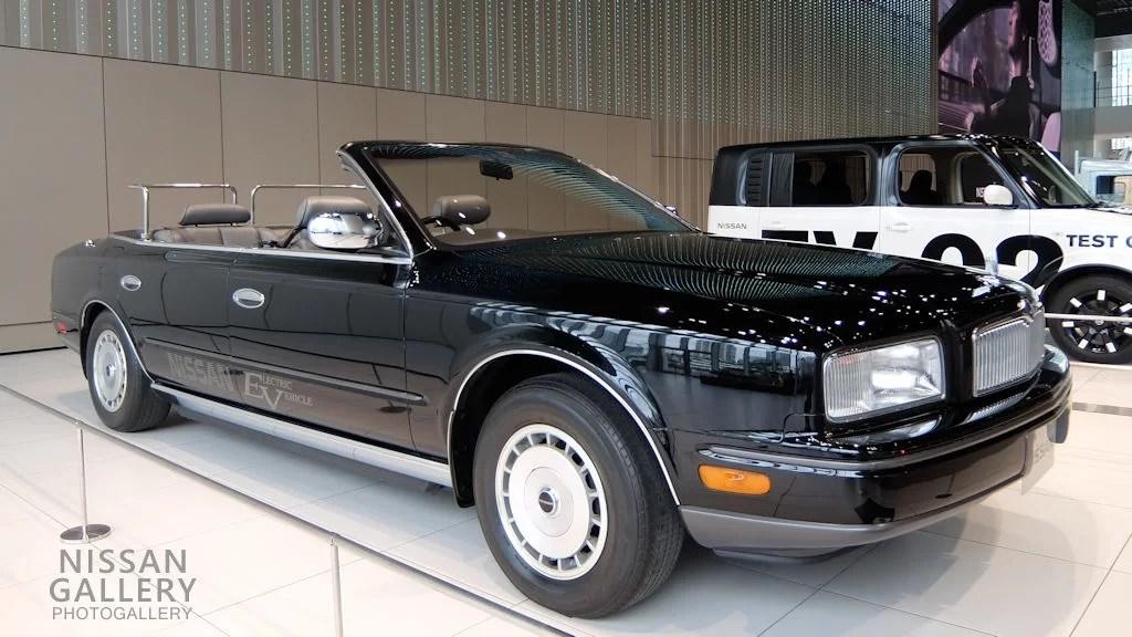 日産 プレジデントEV(1991年・G50改型)