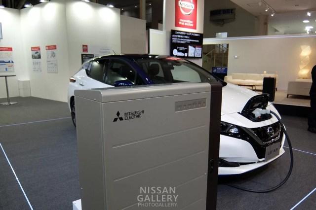 東京モーターショー2019 FUTURE EXPO日産ブース