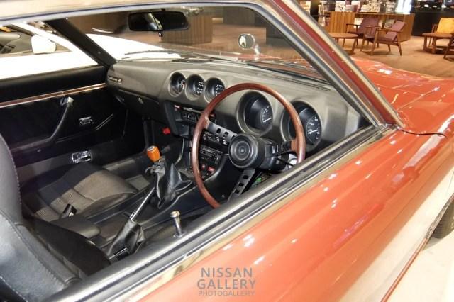 日産 フェアレディZ-L s31型 内装