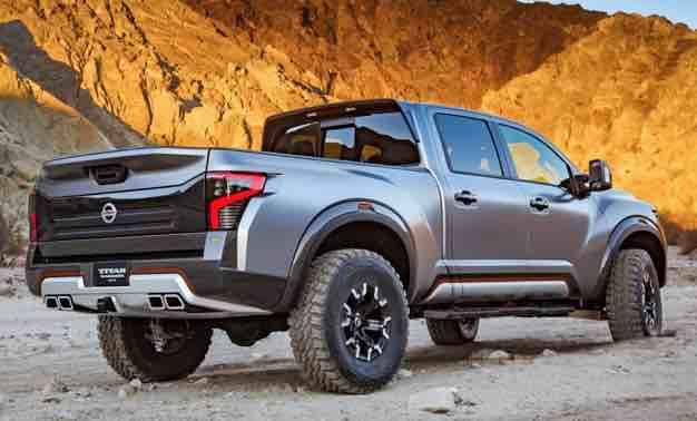 Nissan titan warrior 2020 price providing drivers