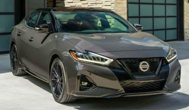 2022 Nissan Maxima