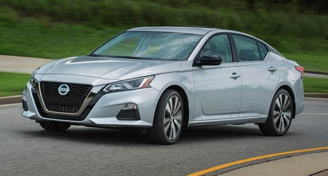 New 2023 nissan altima are rolling in as carryovers of the 2020, which is still widely available in stock