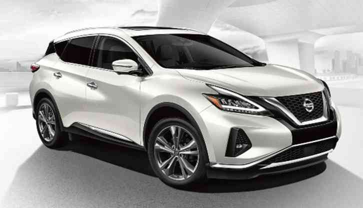 Nissan Murano 2022 with Highs Bold styling, well-appointed interior