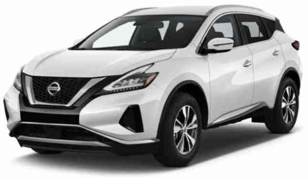 2022 Nissan Murano Platinum