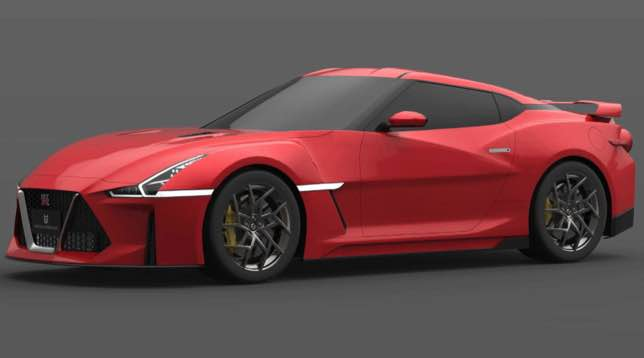 The 2022 GTR R35 Godzilla will apparently go out with a 710-horsepower
