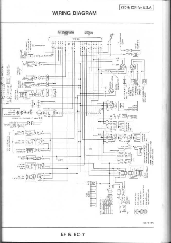 nissan alternator wiring diagram wiring diagram nissan altima alternator wiring diagram jodebal