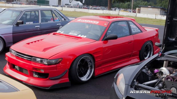 Nick Schnell Drift Car