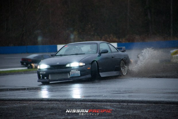 Jarret Robertson Evergreen Drift 2015