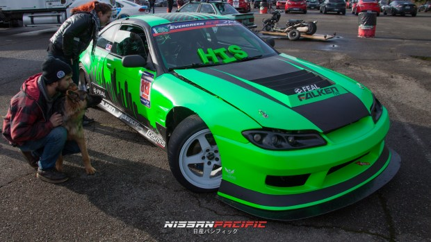 Chris Johnson S14.5 Drift 425 Motorsports
