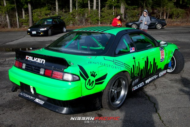 Chris Johnson Drift S14.5 425Motorsports