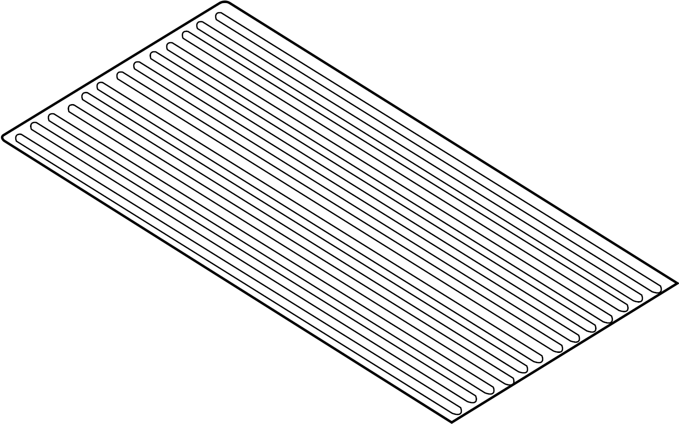 Nissan Frontier Floor Pan Assembly