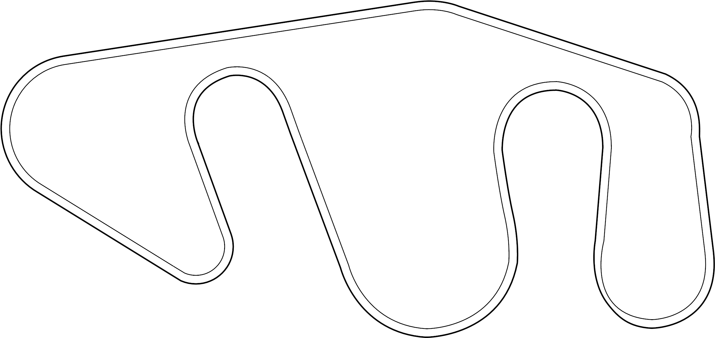 Nissan Pathfinder Belt
