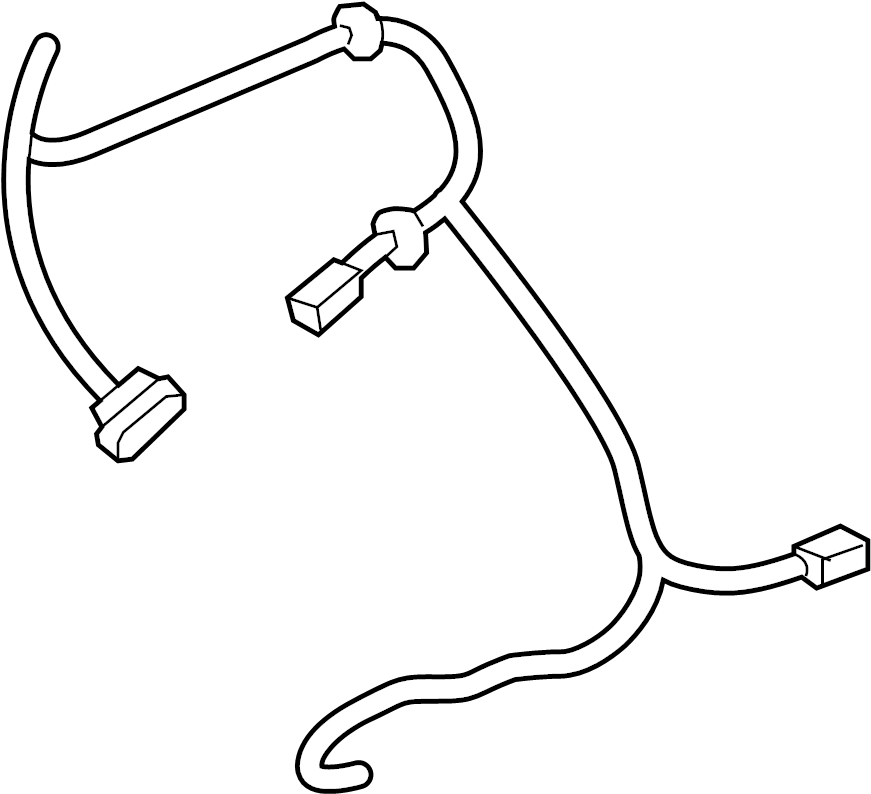 2015 nissan altima air bag wiring harness modules sensors occupant sensor w o power seat