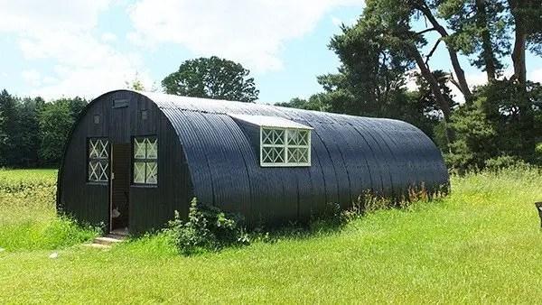 Chiltern Open Air Museum Nissen Hut
