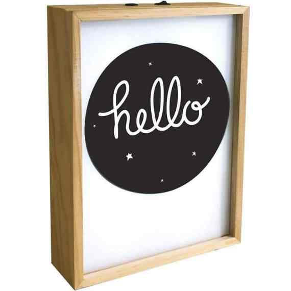 Poster Lightbox von a little lovley company