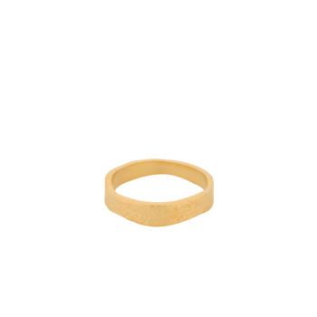Moonscape Ring gold von Pernille Corydon