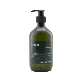 Hair & body wash - Harvest moon Men von meraki