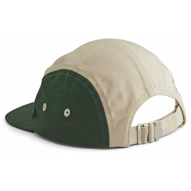 Cap - Crocodile garden green mix von Liewood