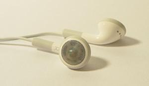 Auriculares nuevos del Ipod