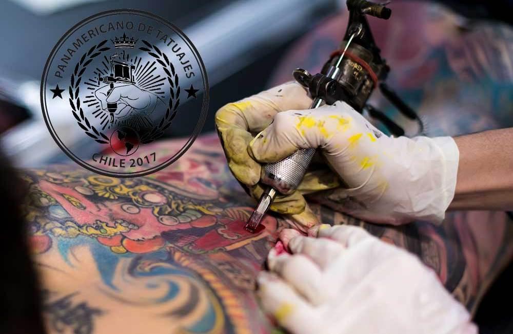 panamericano de tatuajes