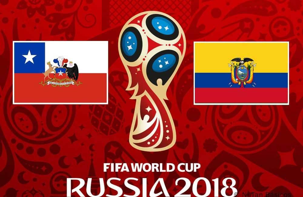 Chile lograra ir a Rusia 2018