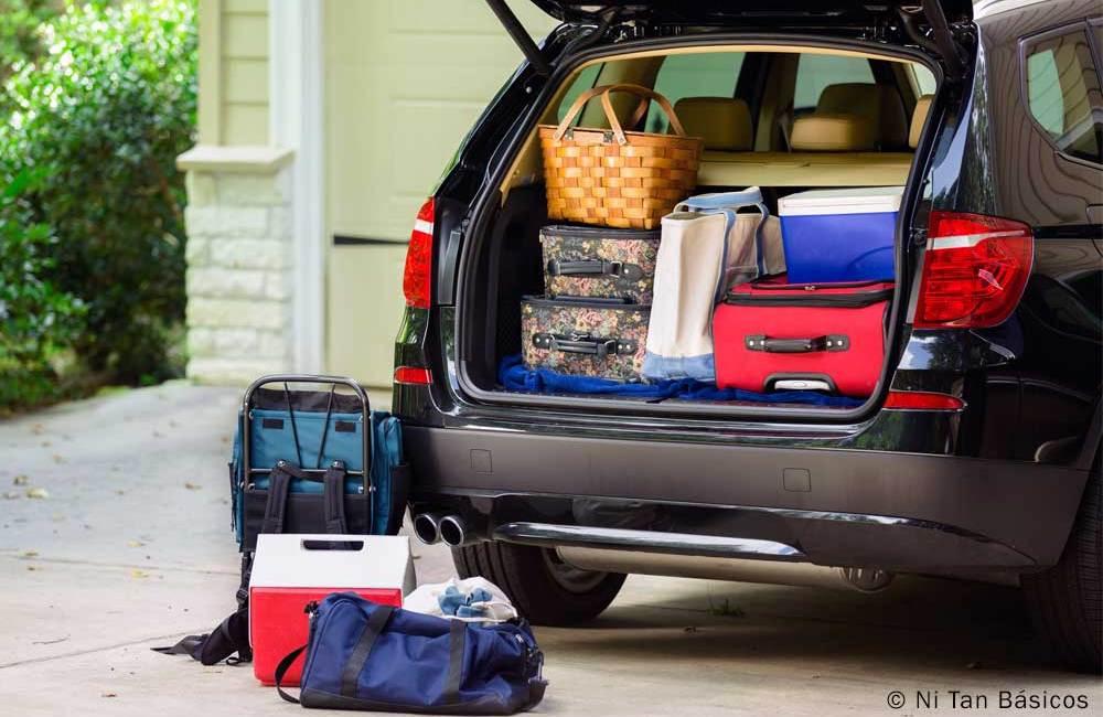 Llego la temporada de viajes y no puede faltar un buen equipaje-portada