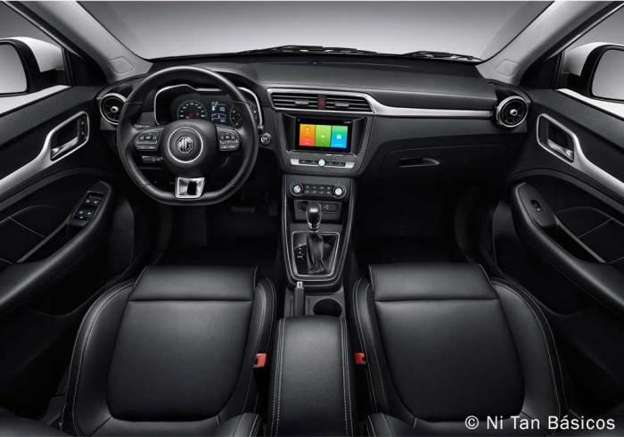 MG ZS un SUV Compacto que-promete -2