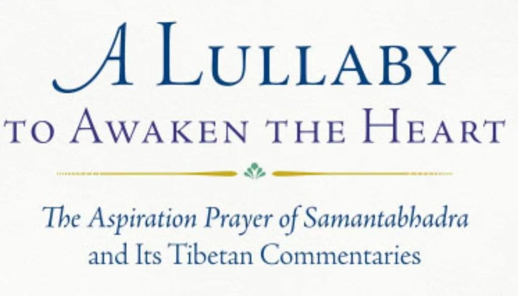 Lullaby to awaken the Heart
