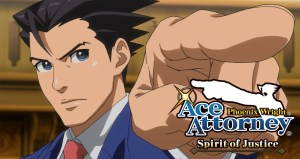 Phoenix Wright: Ace Attorney - Spirit of Justice