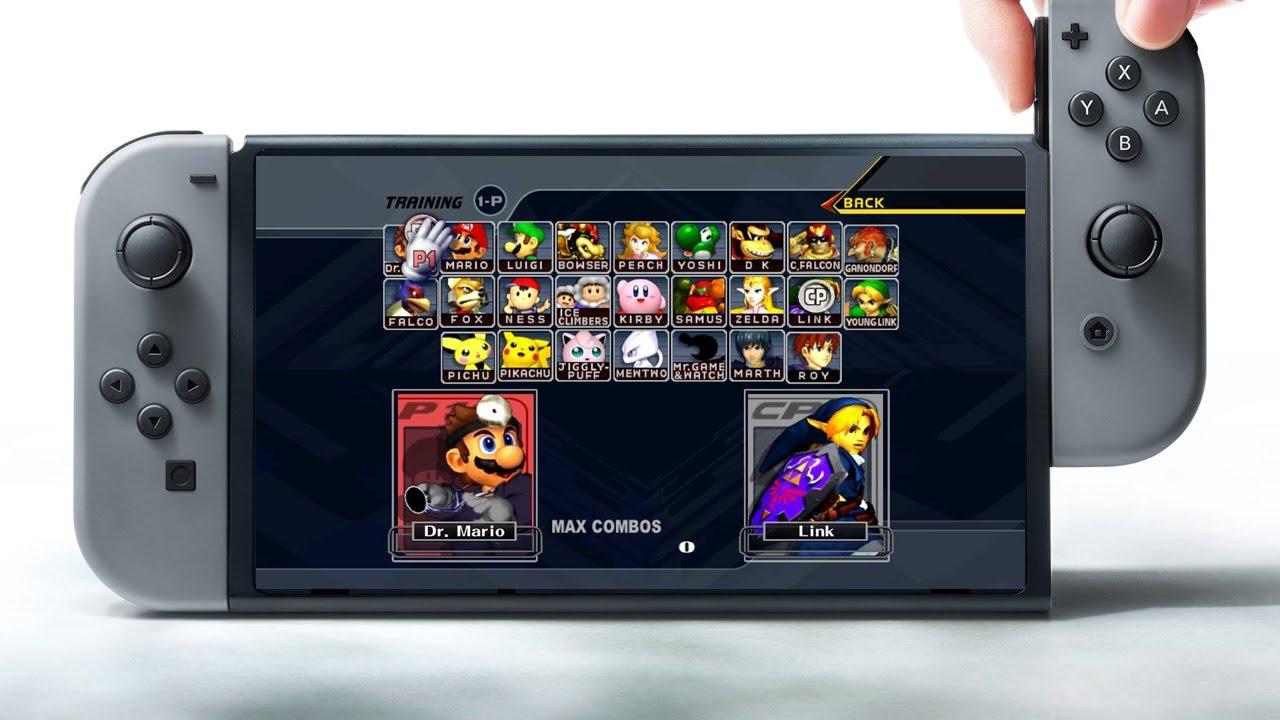 GameCube Switch Games