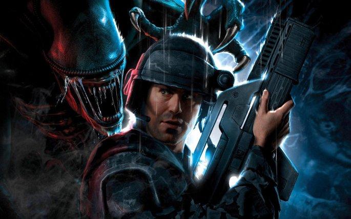 Alien FPS