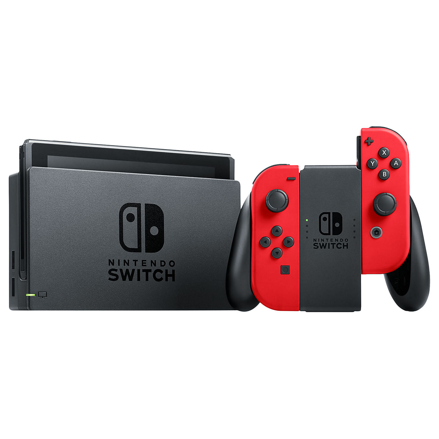 Switch Sales: Red Nintendo Switch