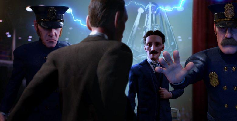 Tesla vs. Lovecraft