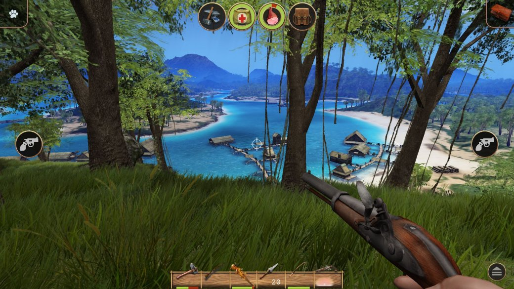 Radiation Island Review