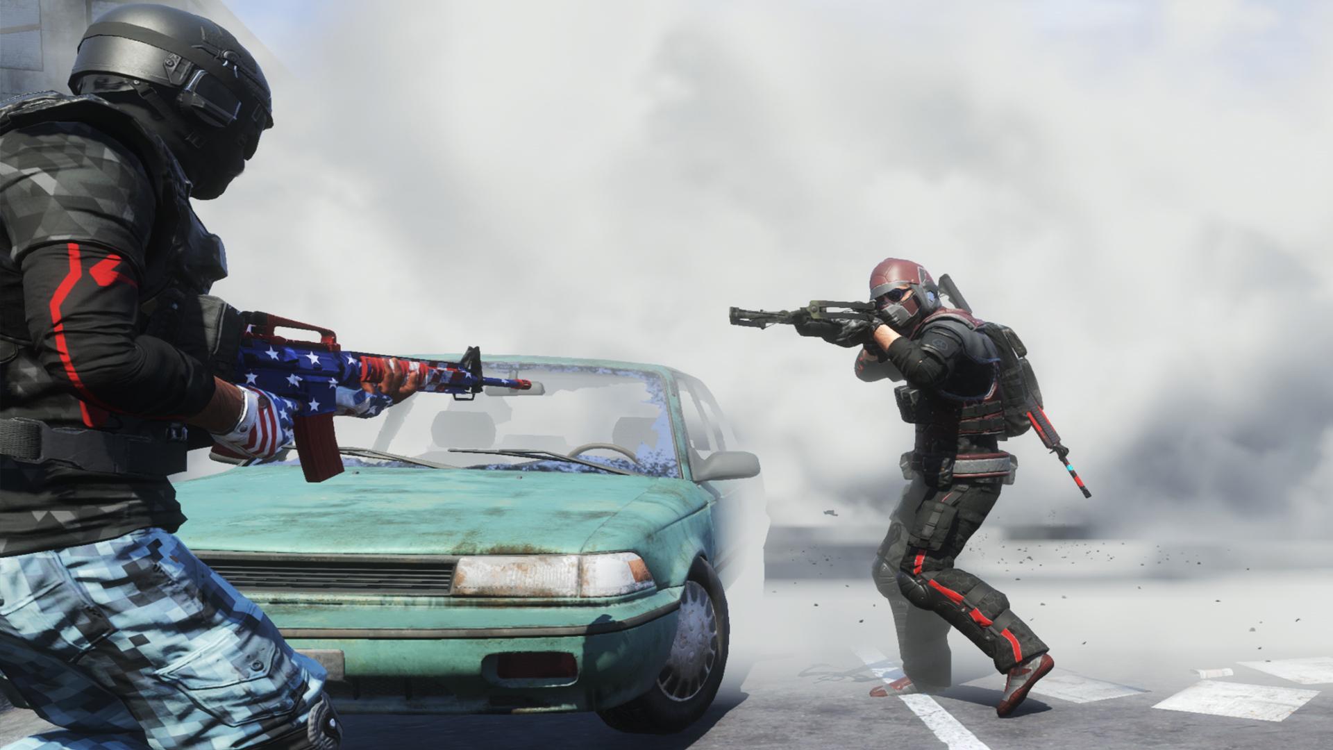 H1Z1 - Battle Royale
