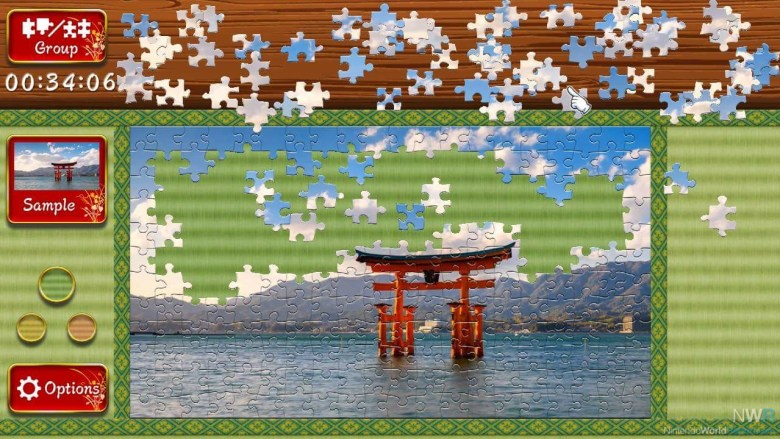 Animated Jigsaws - Beautiful Japanese Scenery