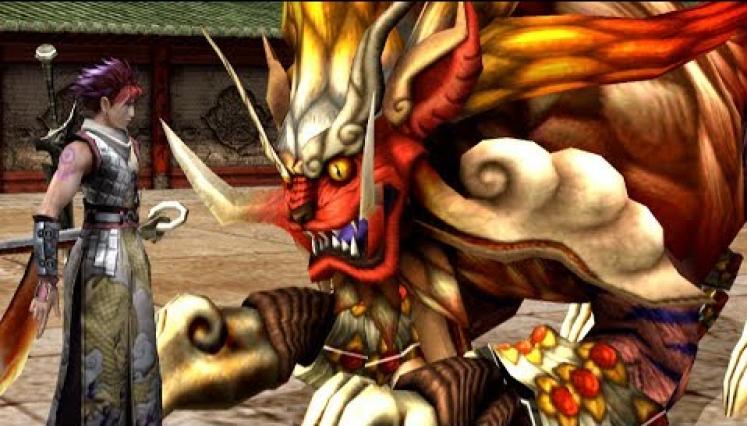 Bujingai Swordmaster