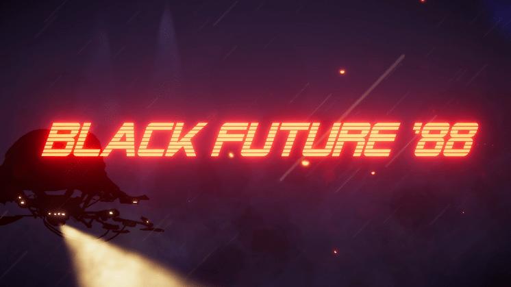 Black Future '88