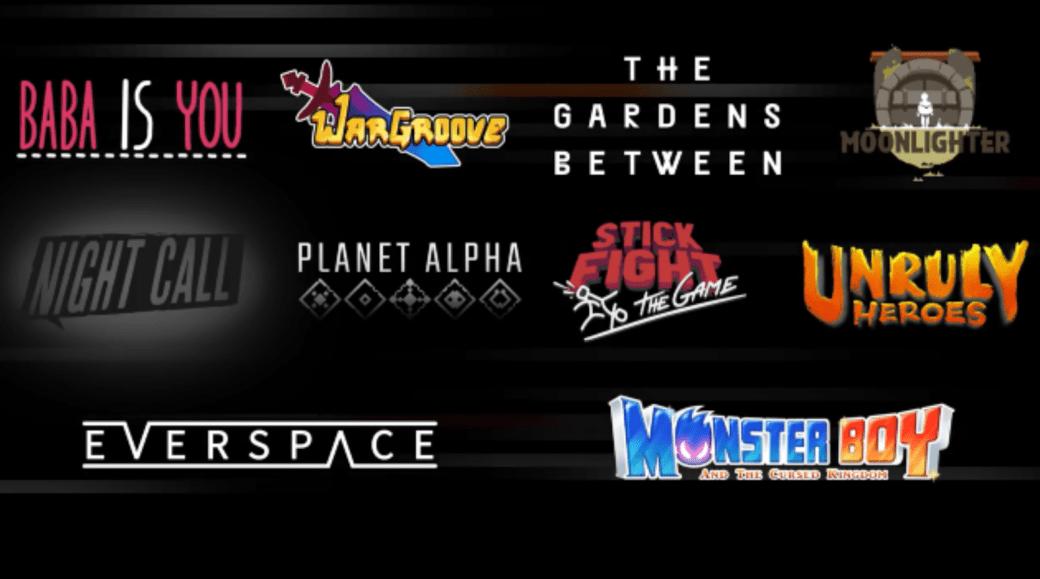 Gamescom Indie Titles