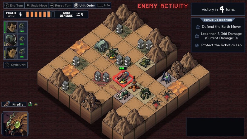 Into The Breach Review Switch