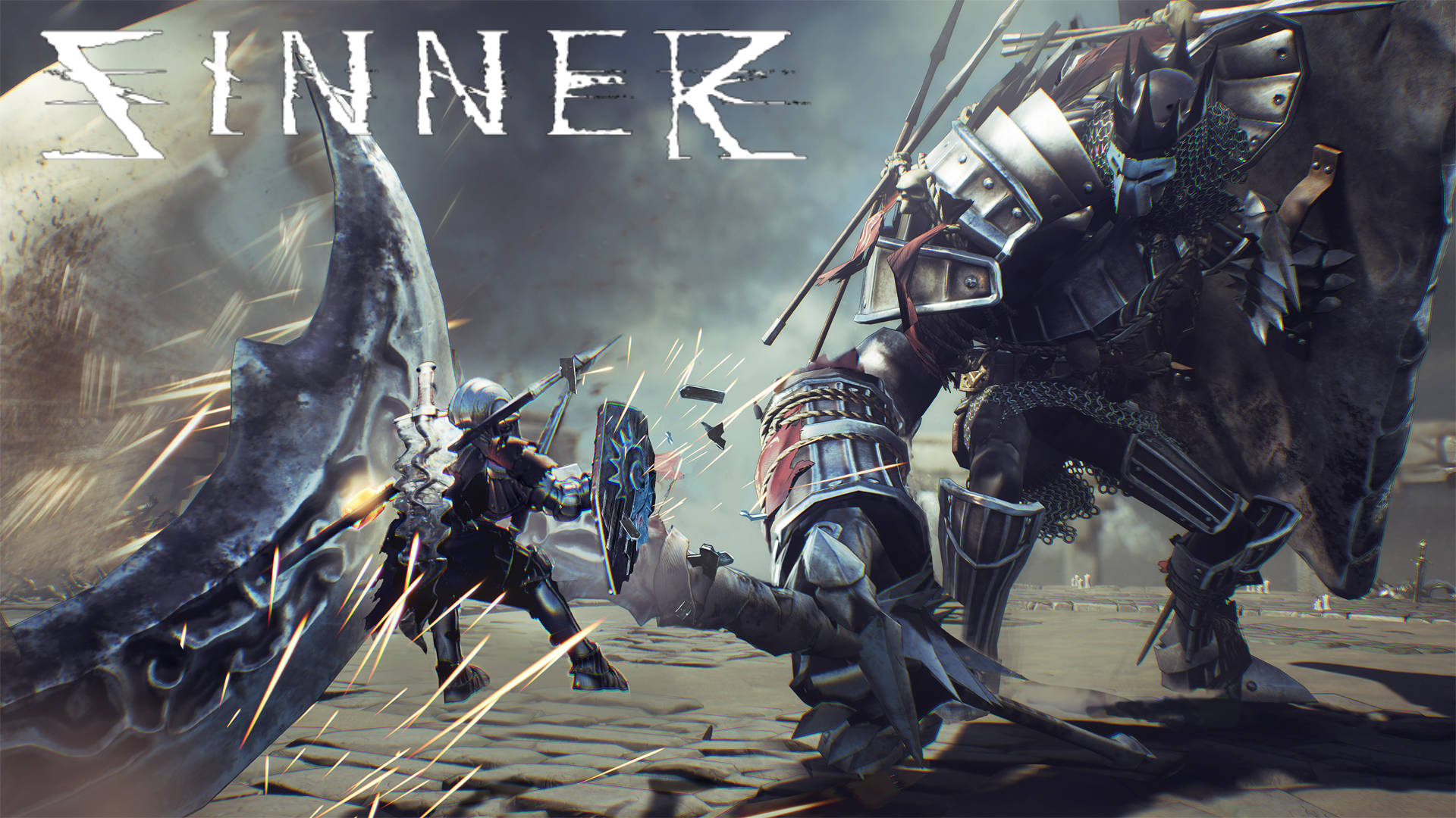 'Souls' Inspired Action Game, Sinner: Sacrifice For Redemption, Slashes Its Way Onto Consoles/PC Later This Year
