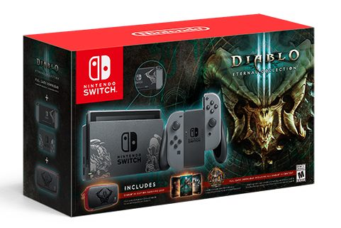 Diablo III: Eternal Collection on Nintendo Switch