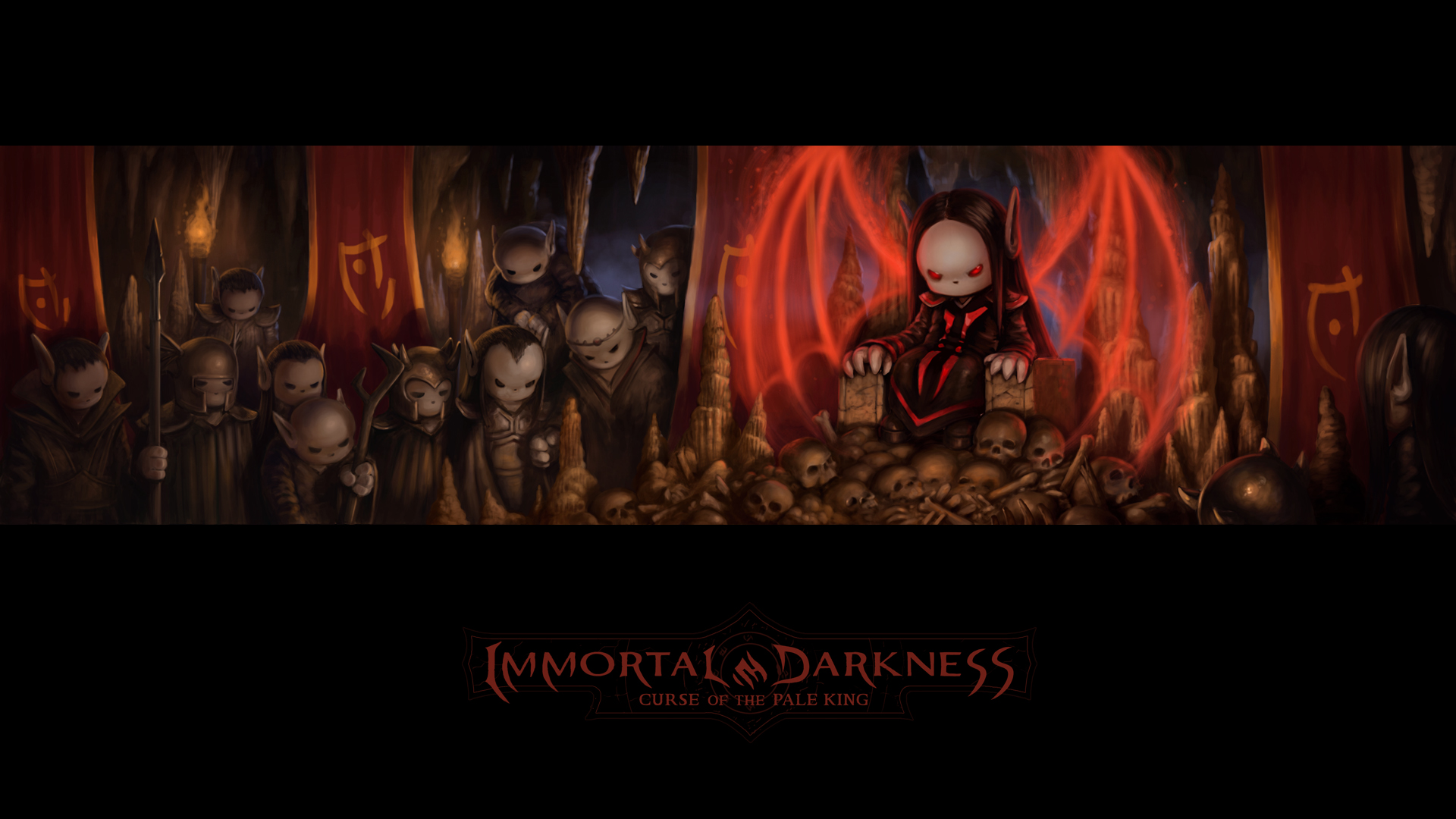 Retro Inspired Action RPG, Immortal Darkness: Curse Of The Pale King, Lands On Steam Soon