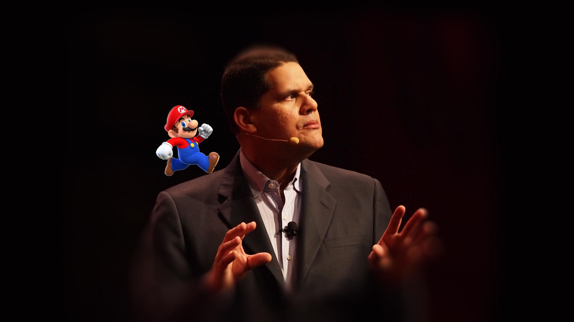 Reggie Leaves Nintendo