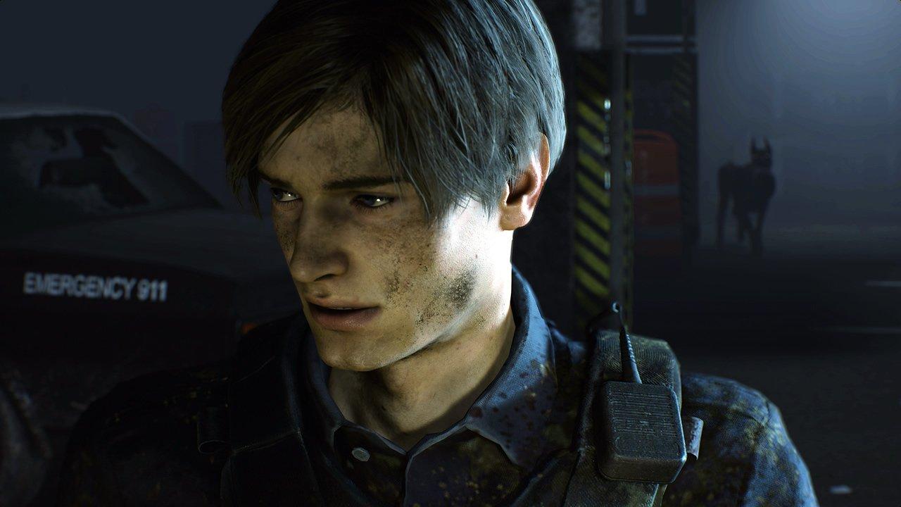 Resident Evil 2 Remake Switch