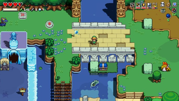 Cadence of Hyrule on Switch