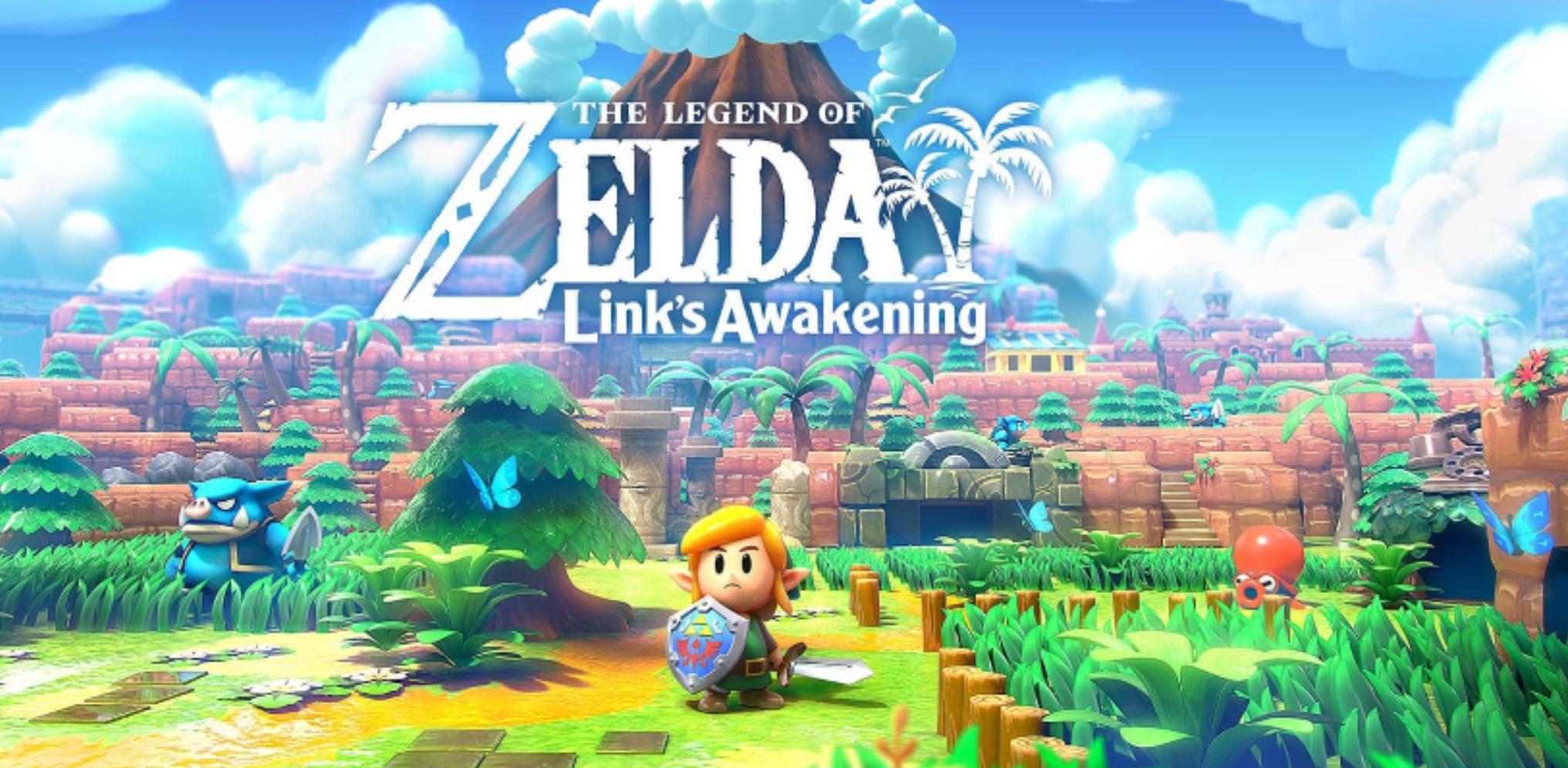 Link's Awakening Remake Release Date Confirmed