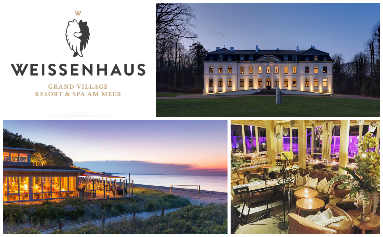NiteCrawlers at Weissenhaus - Grand Village Resort & Europe's Most Beautiful Beach Hotel