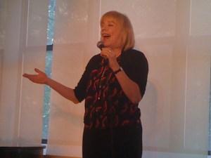 Deb Berman sings
