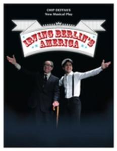 Irving Berlin's America co-starring with Michael Townsend Wright as Mr. Berlin